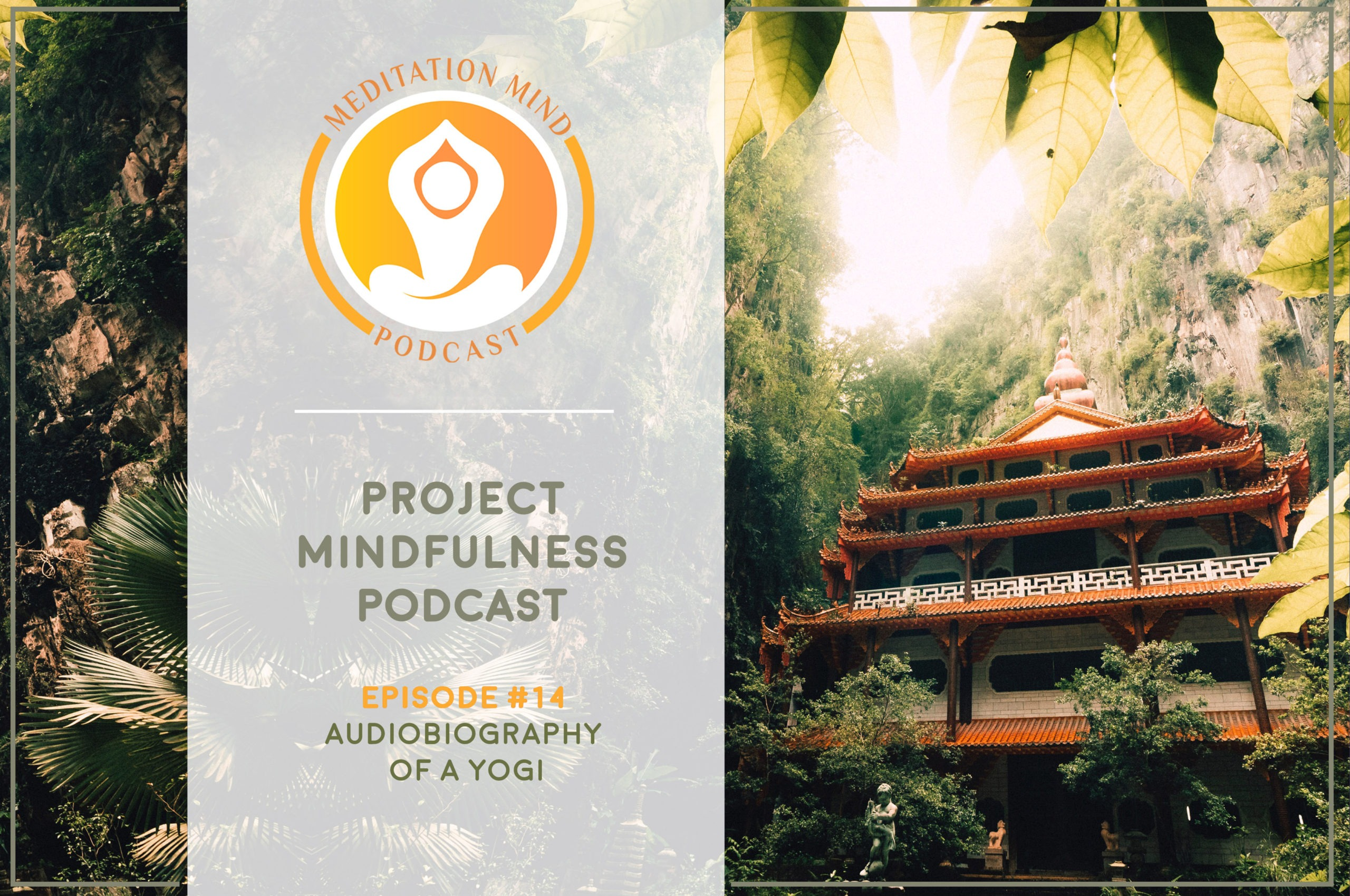 Rajan talks about his time as a monastic in a Hindu monastery and what he learned about meditation