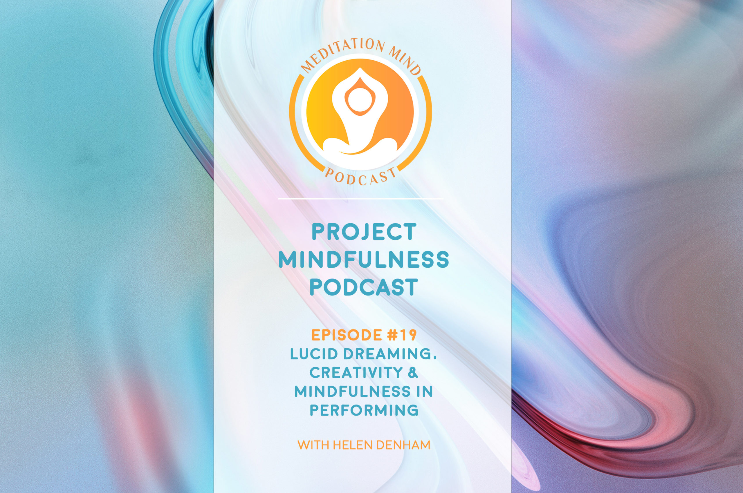 We talk about lucid dreaming, creativity and mindfulnes in performance